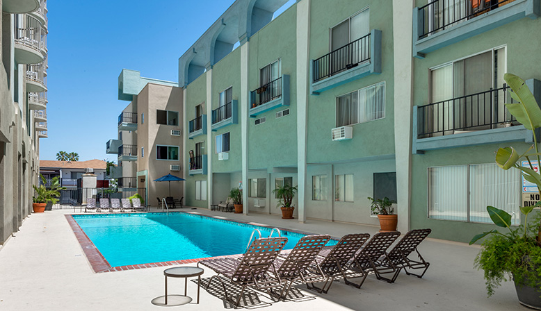 Santa Monica Apartments For Rent Pacific Ocean Decron