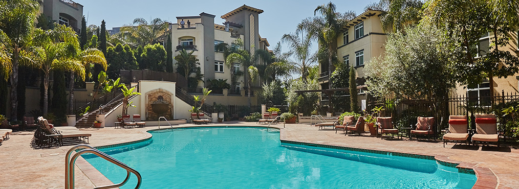 Playa del Rey Apartments for Rent - Playa Pacifica | Decron