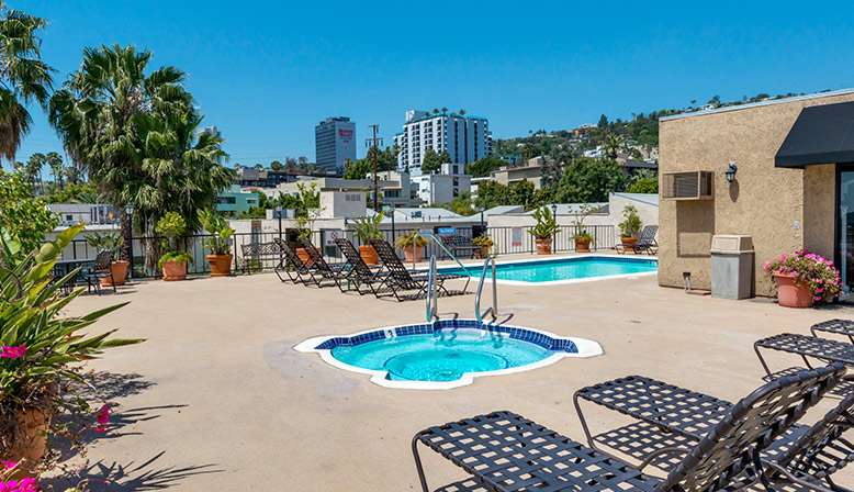 West Hollywood Apartments For Rent Villa Francisca Decron