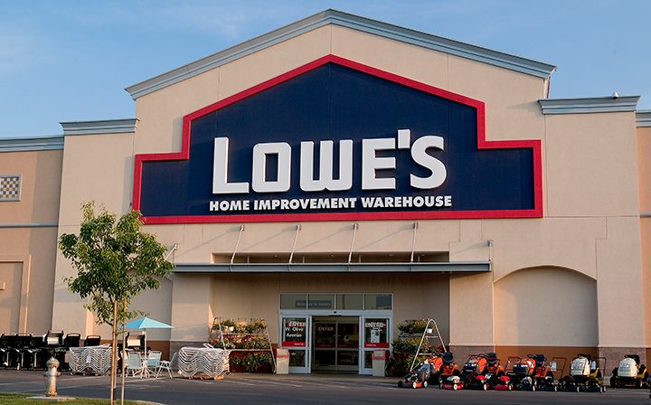 Lowe's at Merced Marketplace