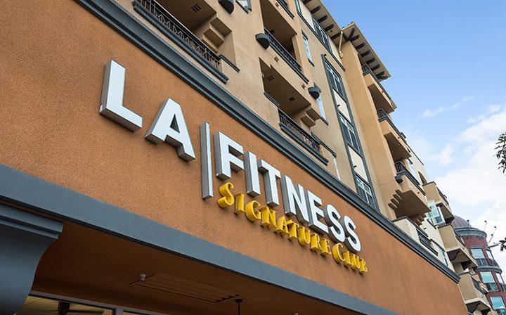 LA Fitness at the Shops at Del Oro