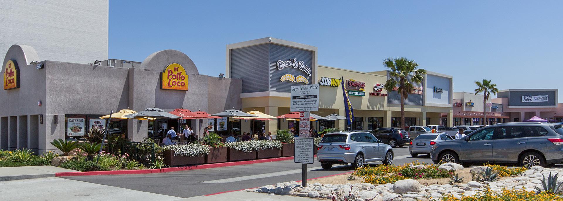 Eateries at The Hub - El Segundo