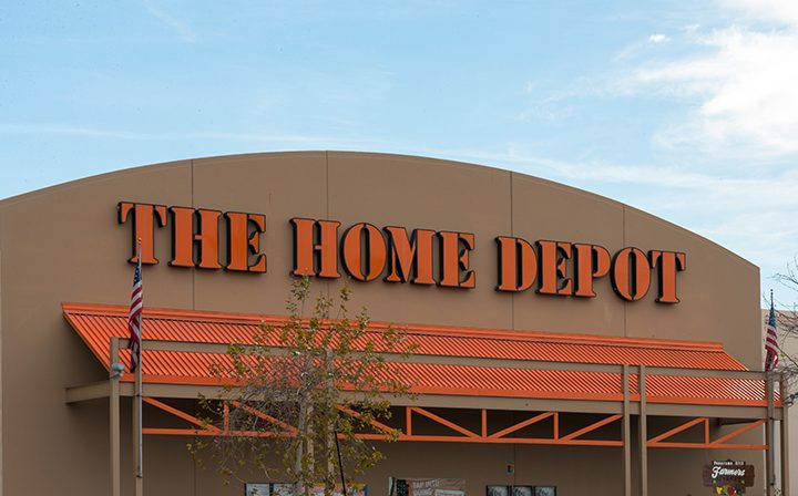 The Home Depot at The Plant