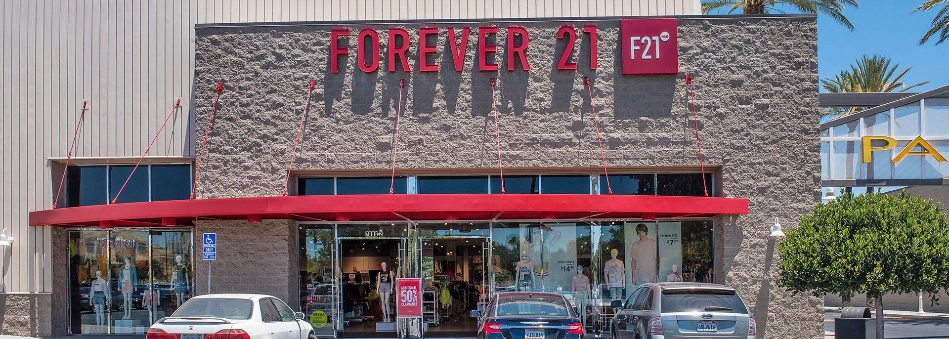 Forever 21 at The Plant