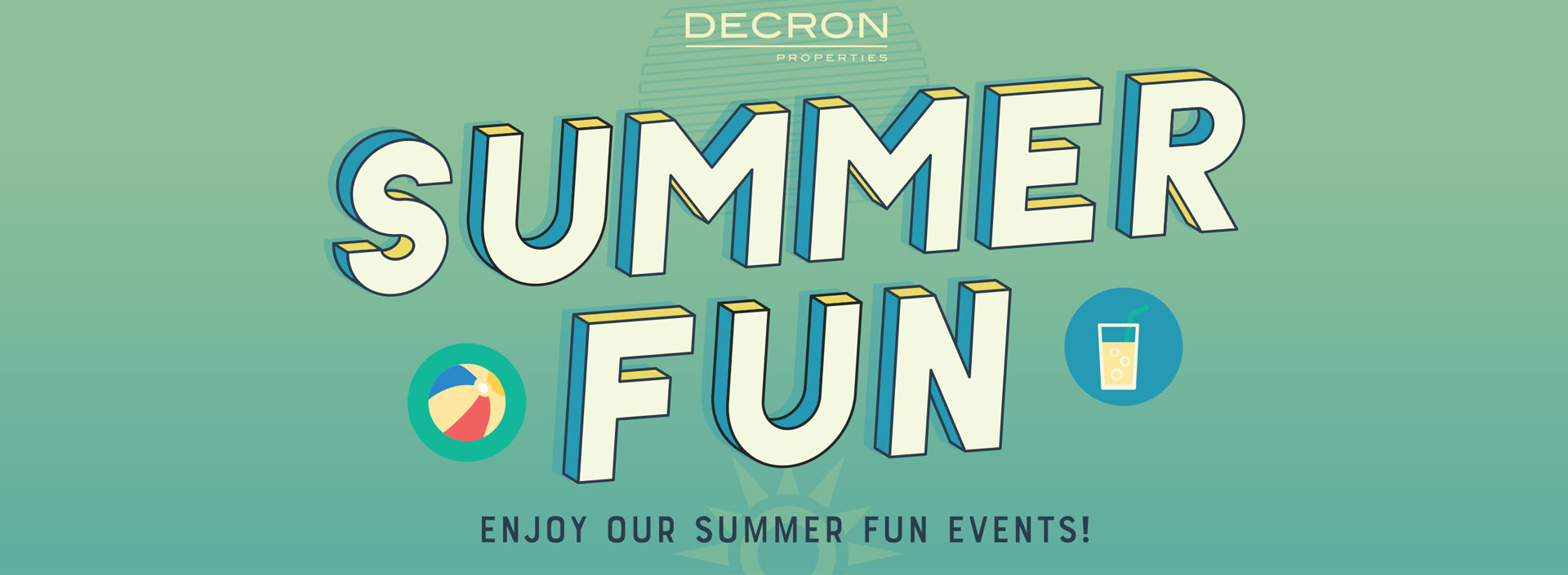 Rules - Decron Summer Fun Event