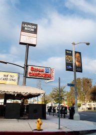 Sepan Chicken, a popular local Mediterranean restaurant near Decron's Atwater Village apartments