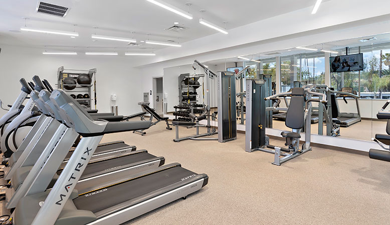 The Retreat at Thousand Oaks Fitness Center