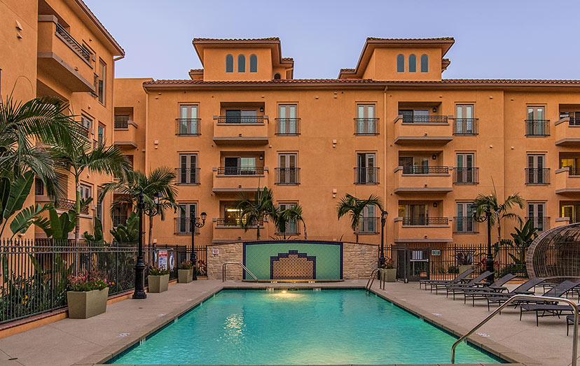 Decron Properties - Mobile view of Playa Del Oro<br />Playa Del Rey