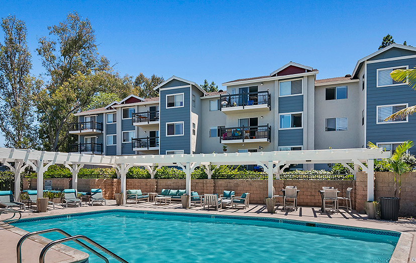 Decron Properties - Mobile view of The Reserve <br />at Carlsbad