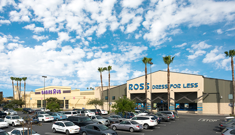 ROSS Dress for Less at The Plant